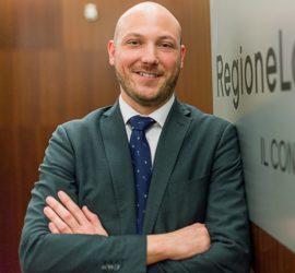 Dario Violi Candidato presidente Regione Lombardia M5S